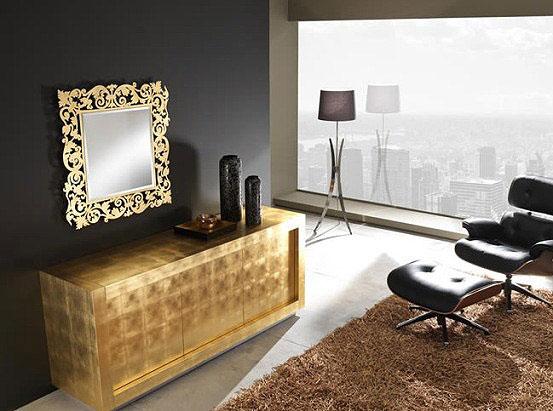 gold-cabinet-interior