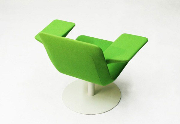 green-armchair