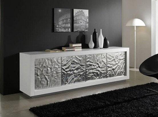 white-silver-interior