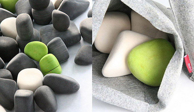 green-stones