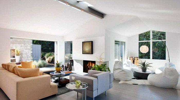 light interior living room