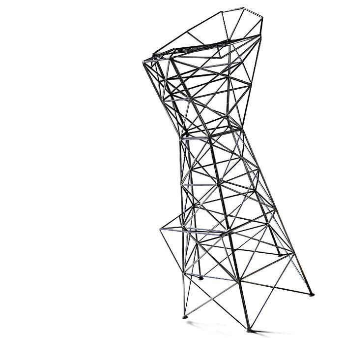 faraday-stool