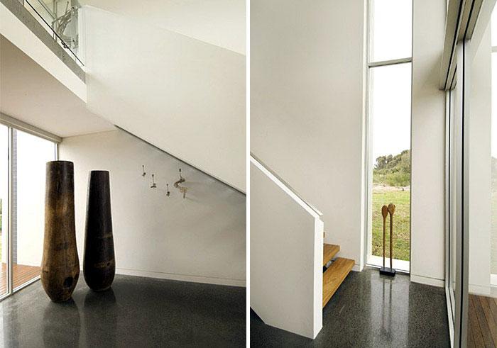 corridor-staircase