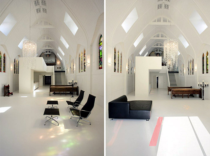 white-living-space
