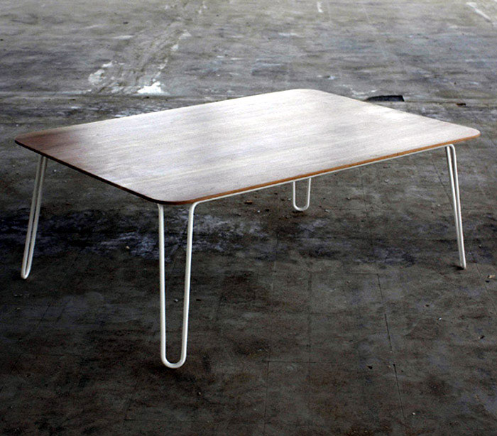 substantial-wooden-platform-table
