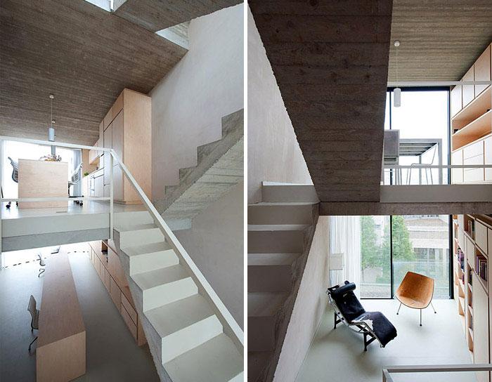 3 levels house