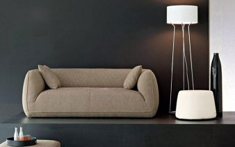calligaris supersoft sofa 338x212
