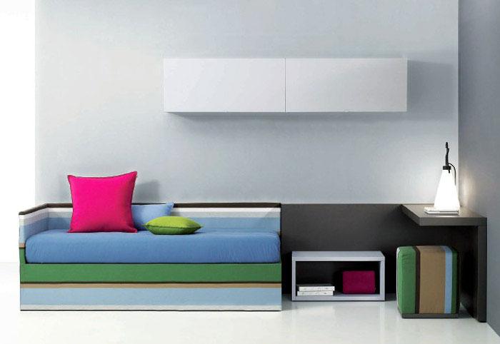 children platform beds