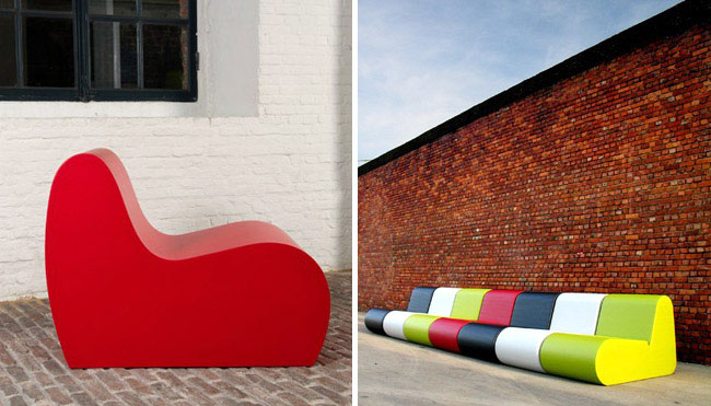 coated foam furniture