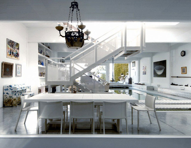 diningroom interior