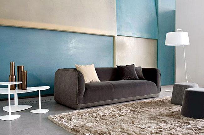 fashion supersoft sofa