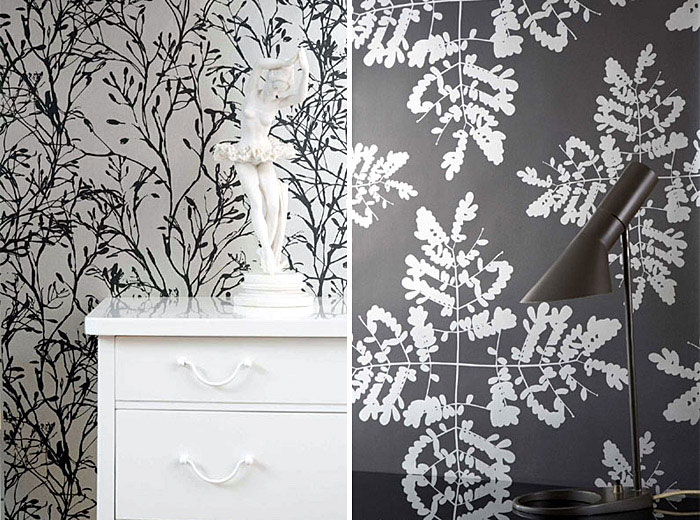 littleleaves wallcovering