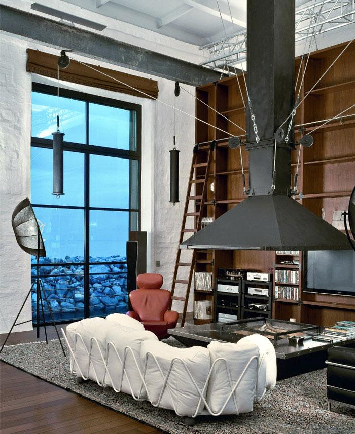 loft design interior