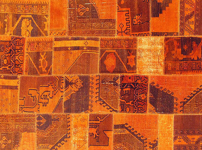 modern work carpet