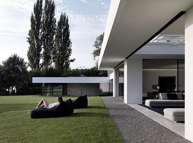open concept house plan