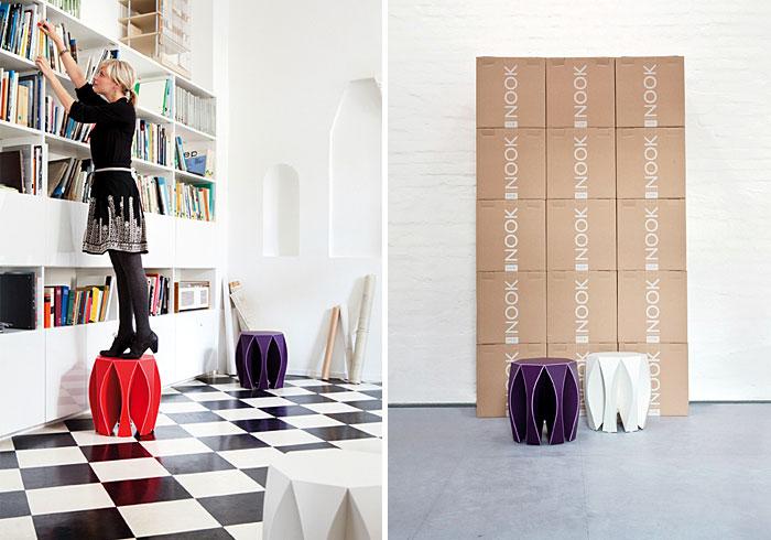 product design stool