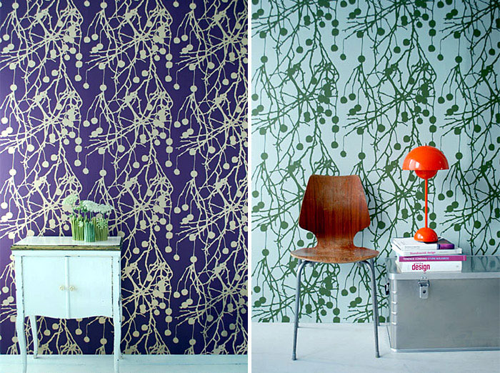 treebomb wallcovering