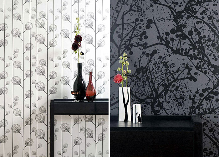 wildflower wallcovering