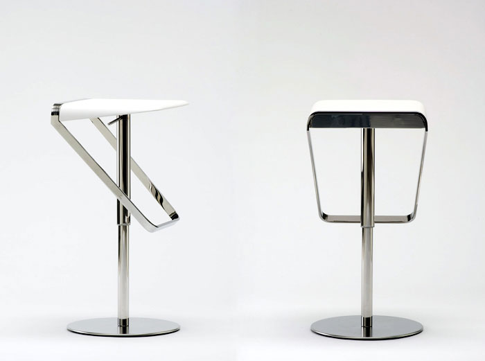 contemporary bar stool sera