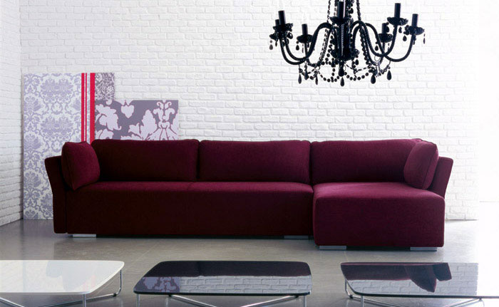 contemporary two three seater sofas
