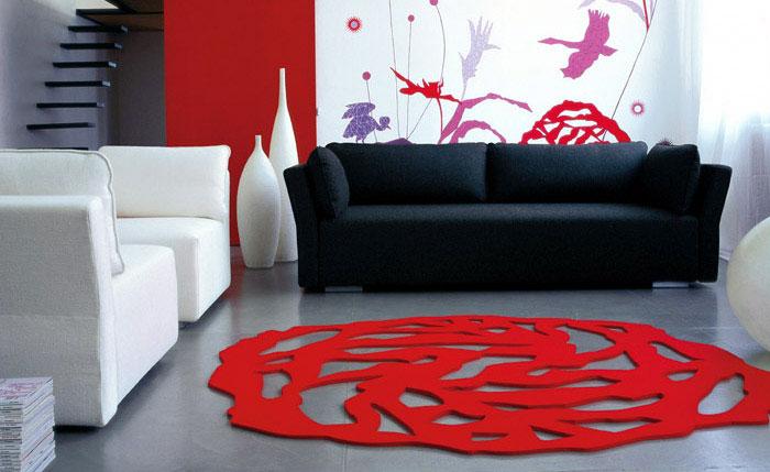 fold contemporary sofa