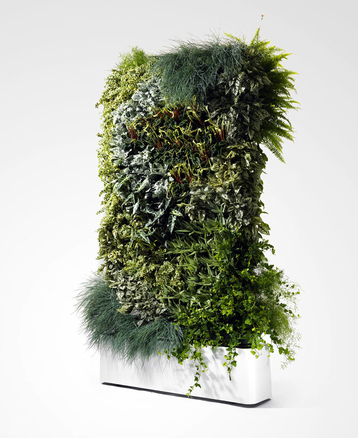 greenery design objects