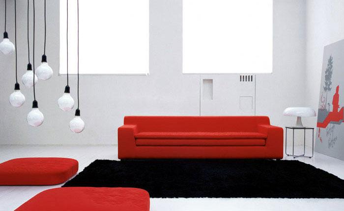 minimalist design sofas