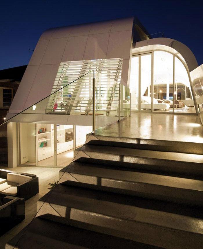 moebius hhouse exterior