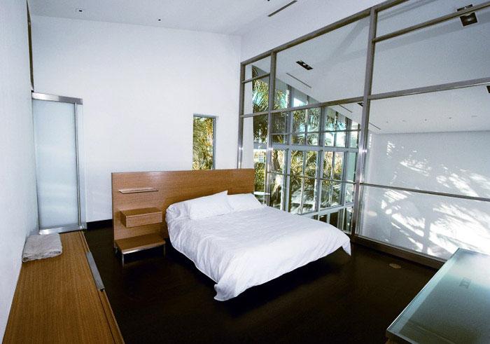 soft interier bedroom