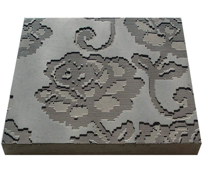 three dimensional tile