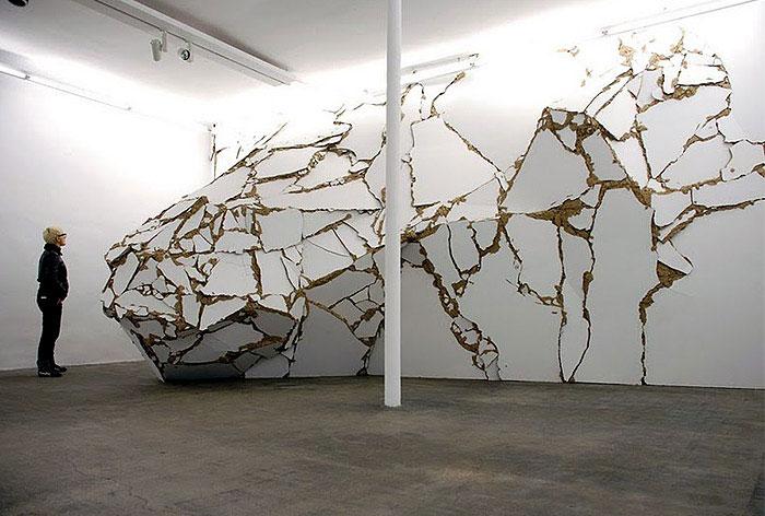 turbo art installation
