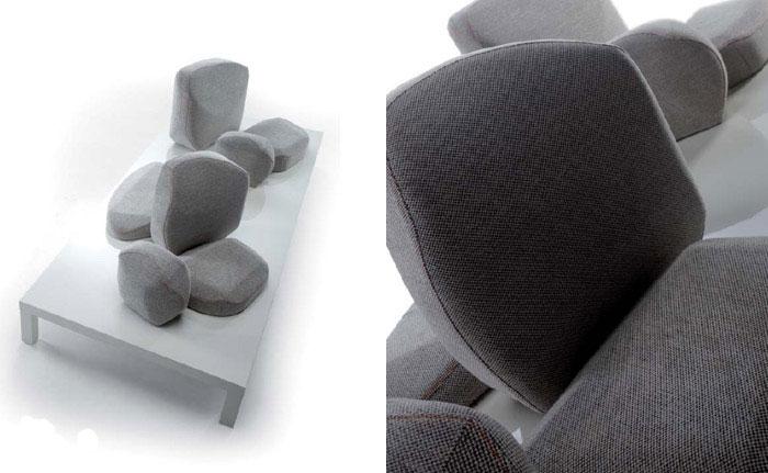 composite sofa system