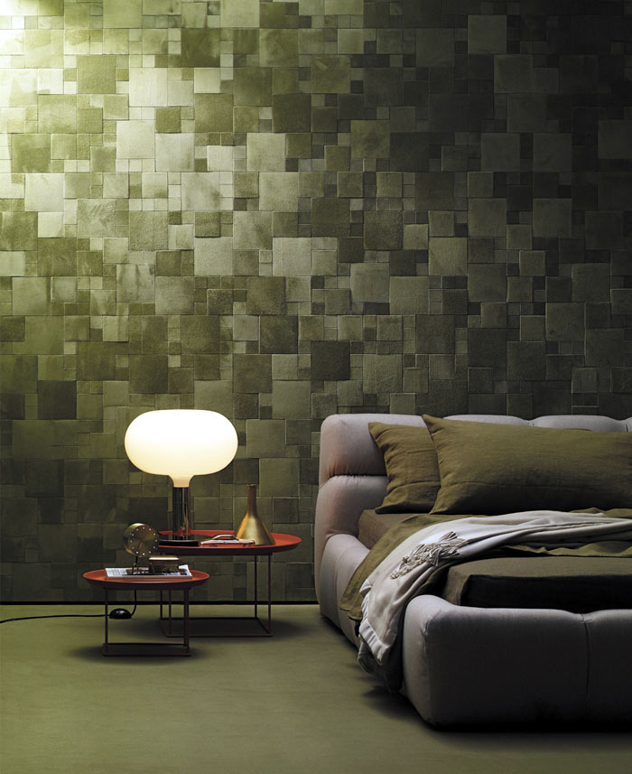 leather patterns wallcoverings