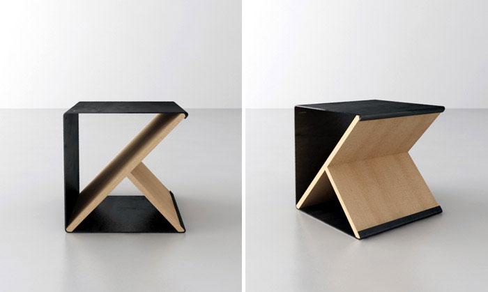 simple metal y frame