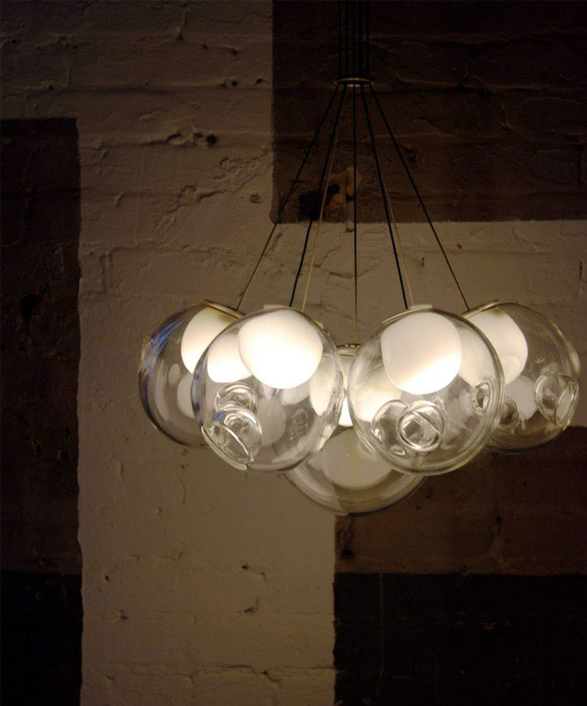 spherical shape lamp