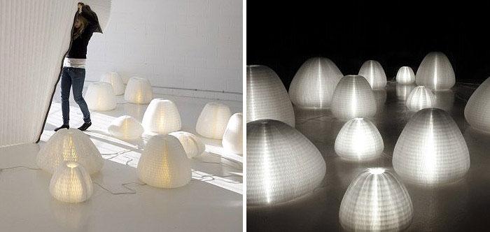 molo studio lighting objects