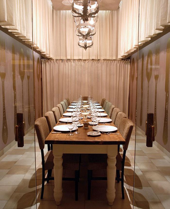 dining room uxus