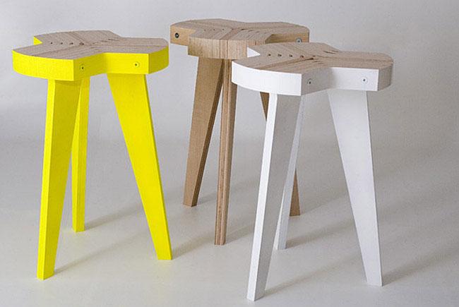 new offset stool