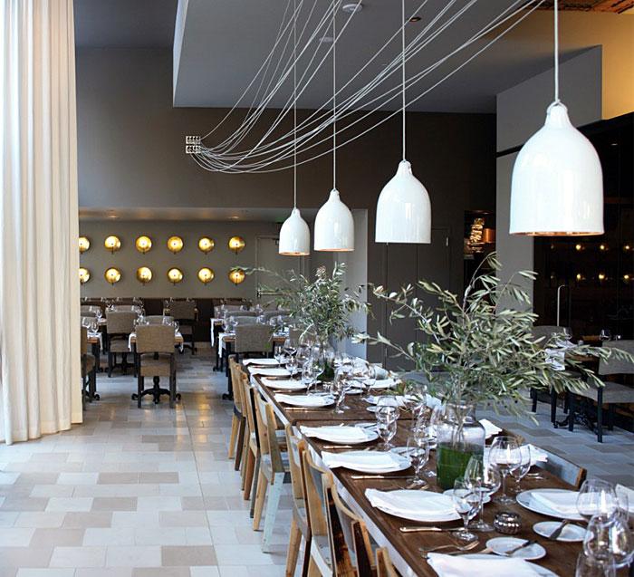 rustic luxury restorant