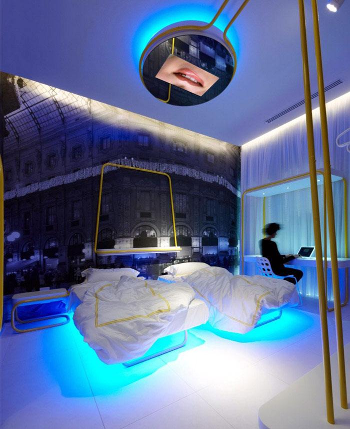 world hospitality interior