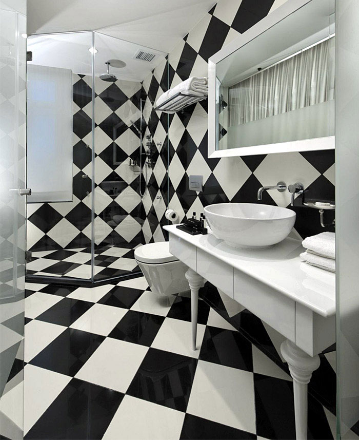 design boutique bathroom