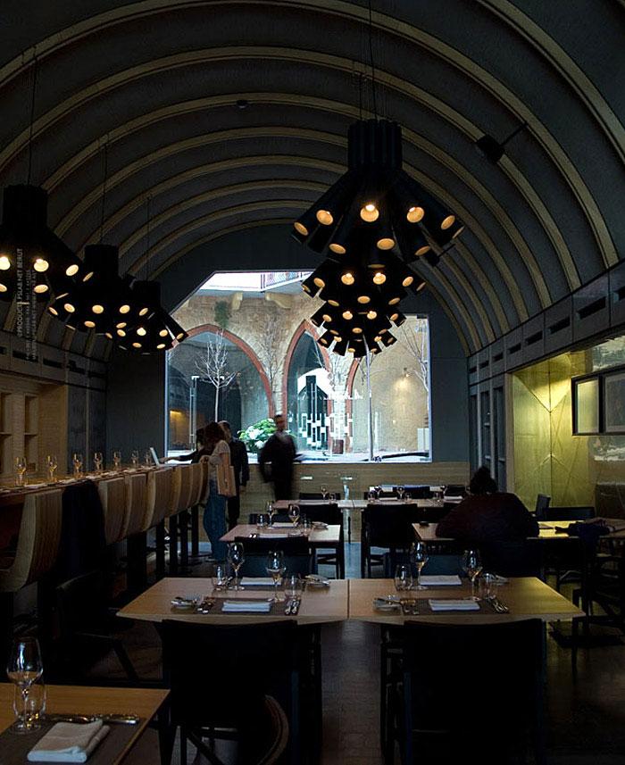 restaurant interior lebanon
