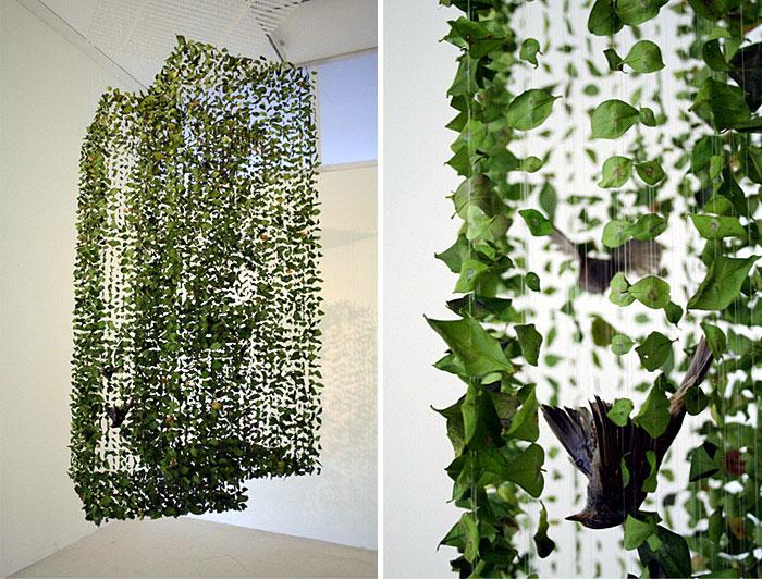 installation garden