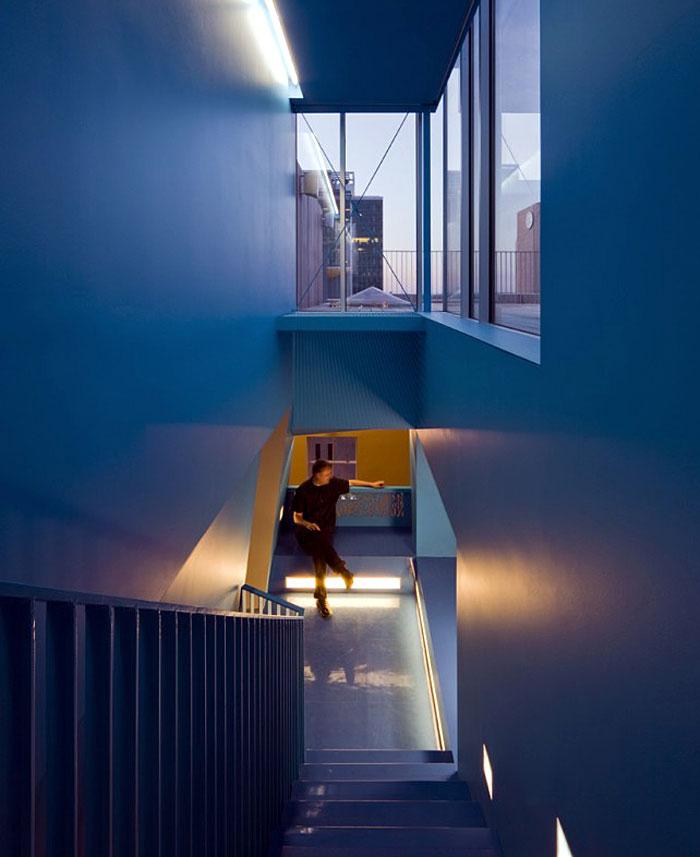 loft like environment