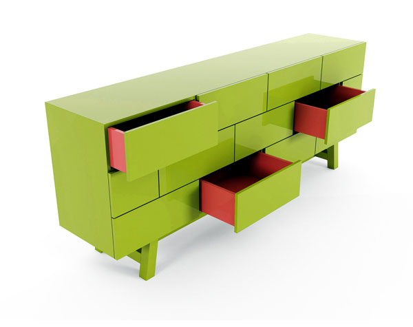 furniture design brick collection