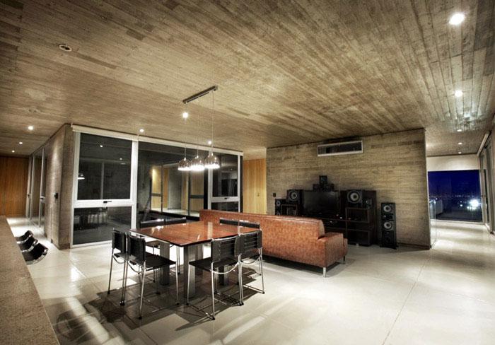 sobrino house interior