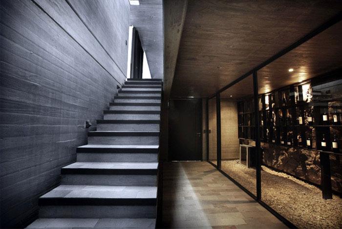 sobrino house staircase