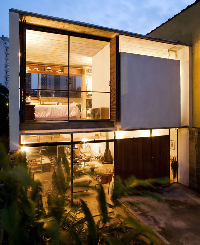 steel structure house
