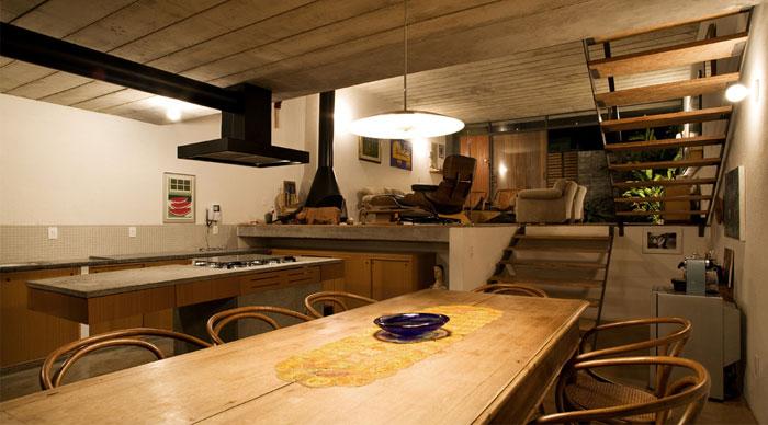 stylish house kitchen