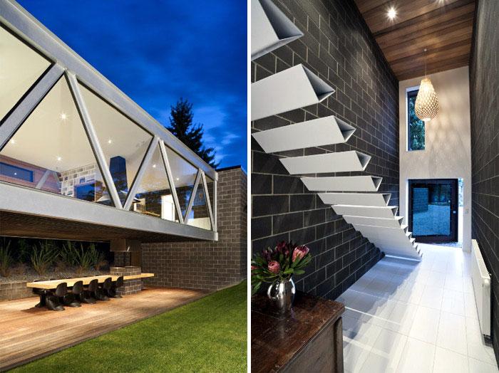 amazing design of shallard house